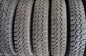 225/95x16 Dunlop Road Gripper Widetread Tyres