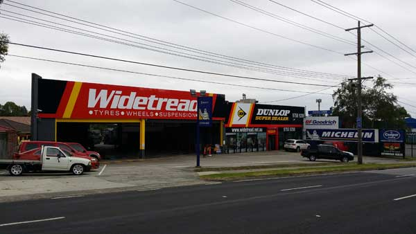 widetread tyres ferntree gully