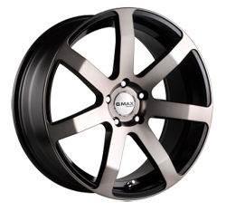 Gmax Illusion Wheels Widetread Tyres