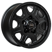ROH Octagon Black Widetread Tyres