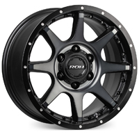 ROH-Trophy Wheels Widetread Tyres