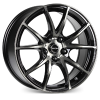 roh-sprintr-gloss-black-machined-face-wheels