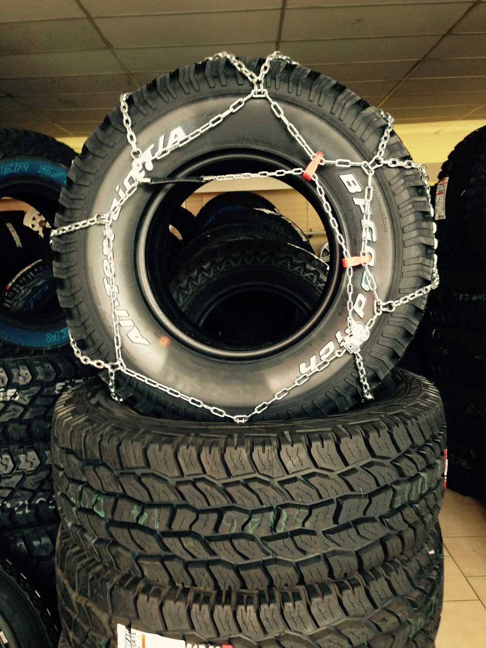 Snow chains for sale and hire  Ferntree Gully